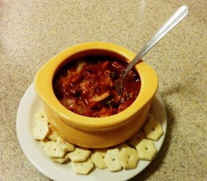 Johanna's Homemade Chili